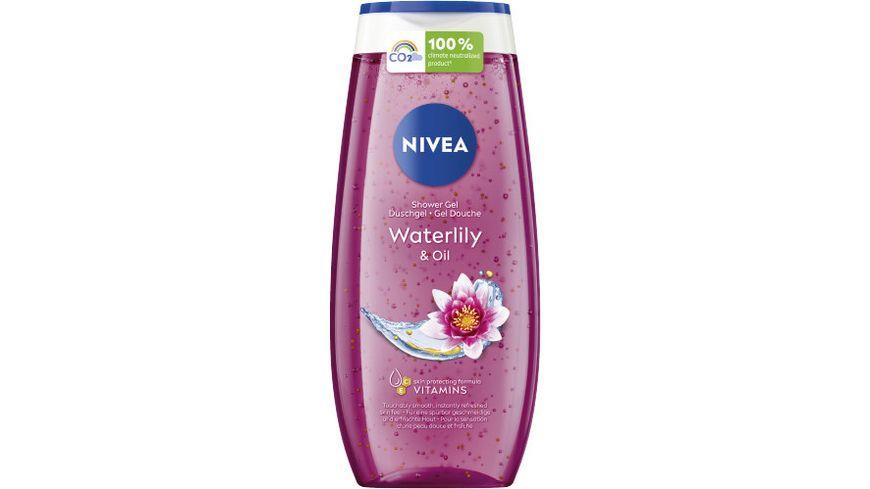 NIVEA Pflegedusche Waterlily Oil