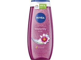 NIVEA Pflegedusche Waterlily Oil