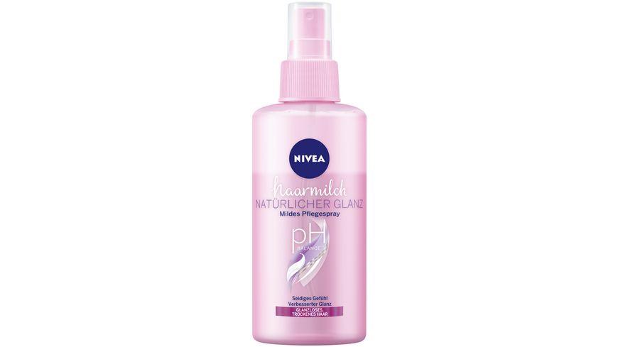 NIVEA Haarmilch Spray Natuerlicher Glanz