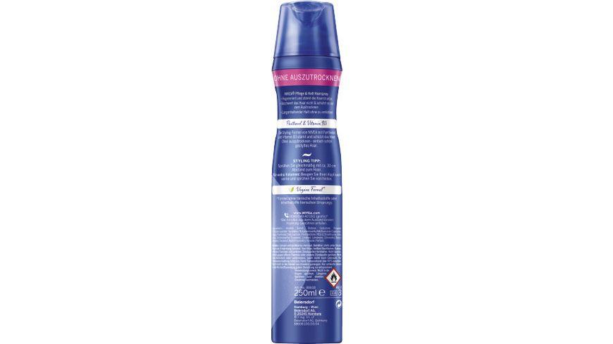NIVEA Haarspray Pflege Halt