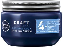 Nivea Men Craft Stylers Natural Loo k Styling Cream 150ml