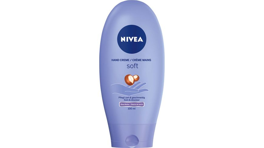 NIVEA Hand Creme Soft Care