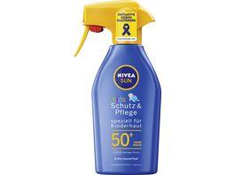 NIVEA sun Kids Schutz Pflege Sonnenspray LF50 300ml