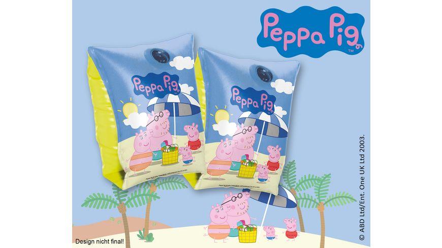 Happy People Peppa Pig Schwimmhilfen