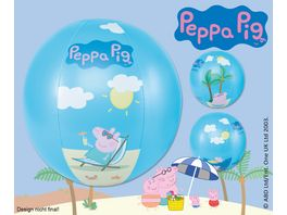Happy People Peppa Pig Wasserball