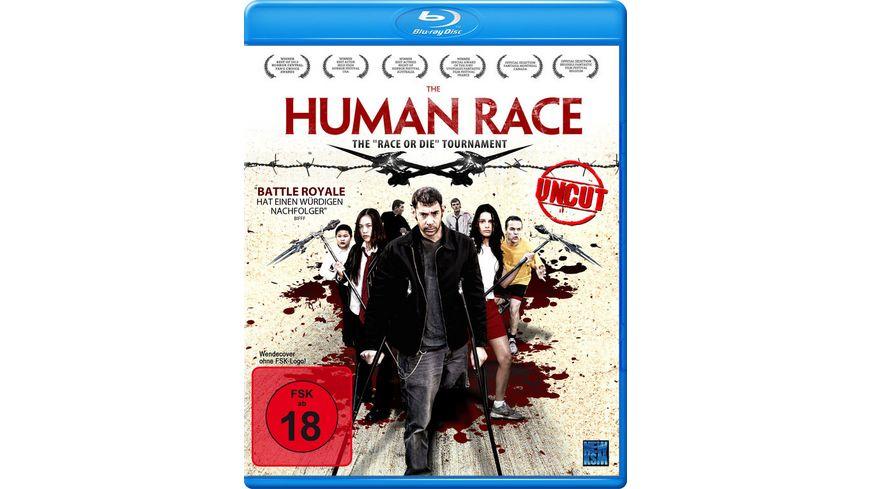 The Human Race Uncut