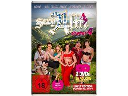 Sexy Alm Staffel 4 Uncut 2 DVDs