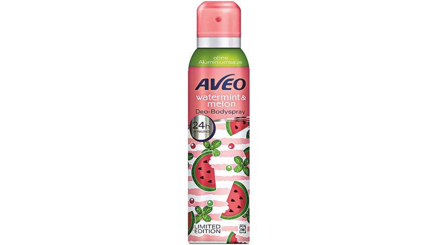 AVEO Deo Bodyspray Watermint Melon