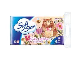 Softstar Toilettenpapier KIDS 3 lagig