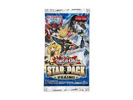 Yu Gi Oh Sammelkartenspiel Star Pack VRAINS