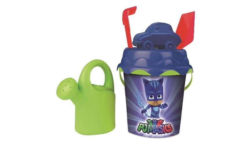 Smoby PJ Masks Eimergarnitur mit Giesskanne