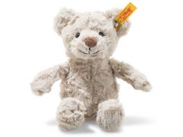 Steiff Soft Cuddly Friends Honey Teddybaer mit Sticker App 16 cm