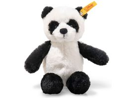Steiff Soft Cuddly Friends Ming Panda mit Sticker App 16 cm
