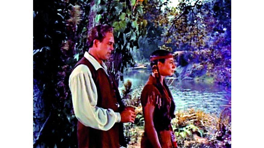 Am Fluss der Mohawk