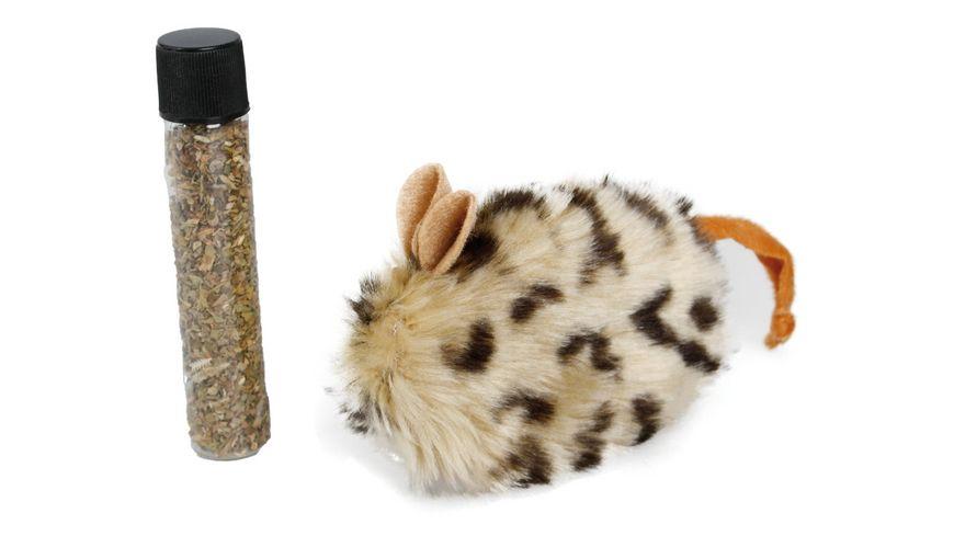 Karlie Maus Pluesch Catnip