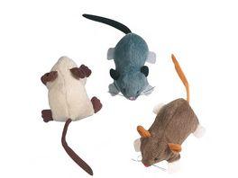 Karlie Pluesch Maus kriechend