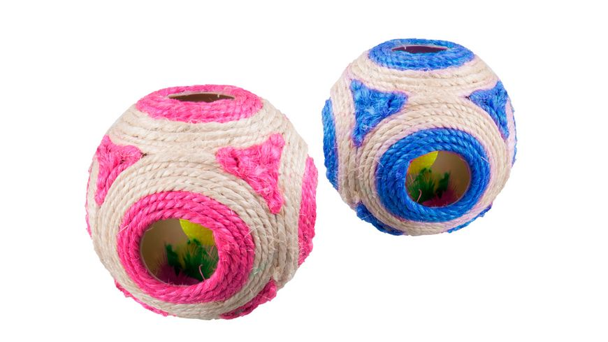 Karlie Sisal Spielball 11 cm