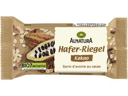 Alnatura Hafer Riegel Kakao