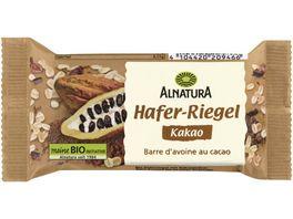 Alnatura Hafer Riegel Kakao