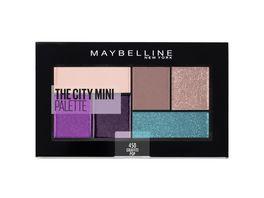 MAYBELLINE NEW YORK The City Mini Palette