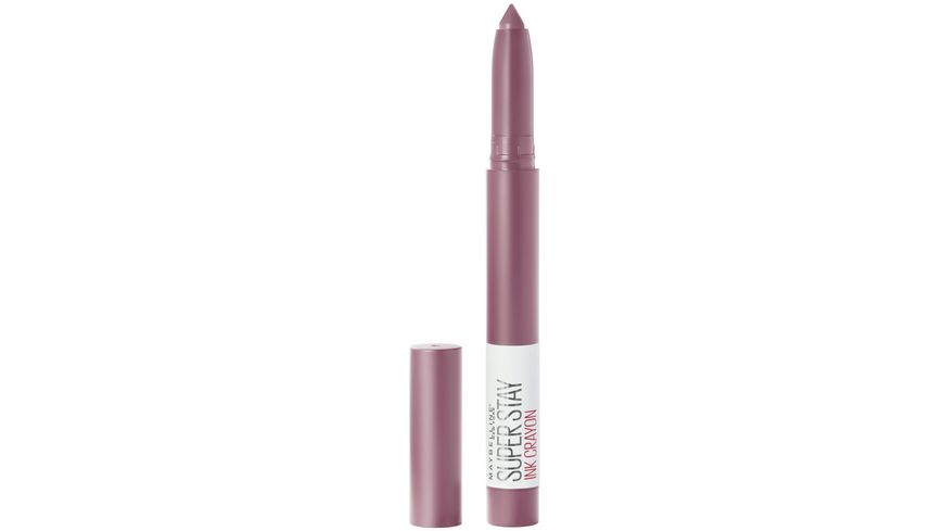 MAYBELLINE NEW YORK Super Stay Ink Crayon