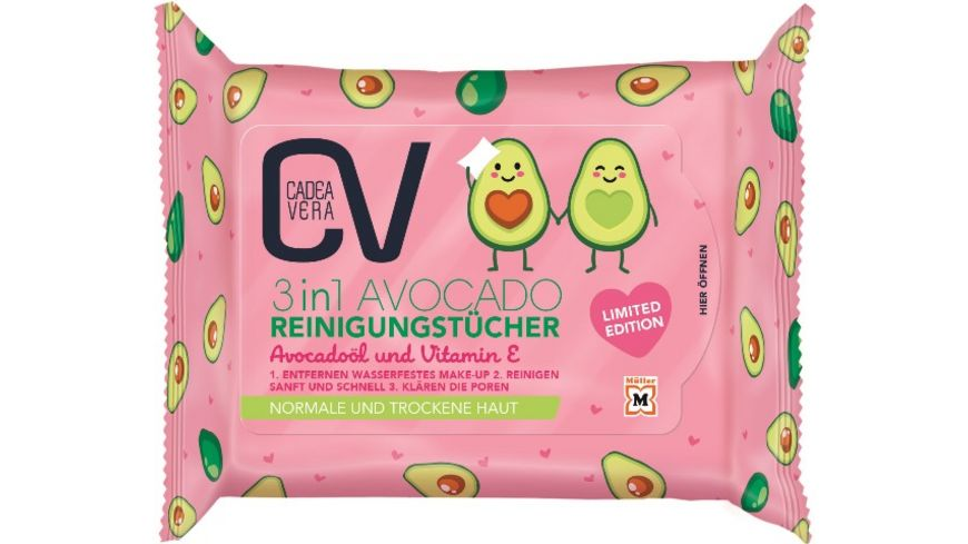 CV Reinigungstuecher LTD Avocado