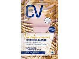 CV Verwoehnmoment Creme Oel Maske