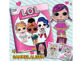 Panini L O L SURPRISE Sammelsticker Album