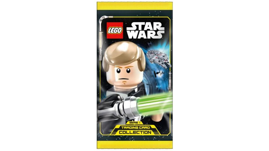 Blue Ocean - LEGO Star Wars - Trading Cards Booster