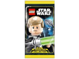 Blue Ocean LEGO Star Wars Trading Cards Booster