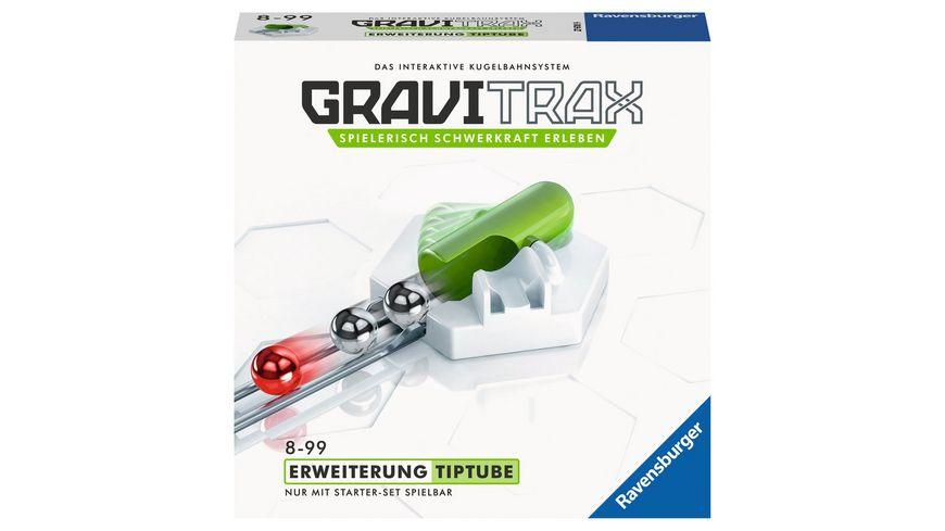Ravensburger Beschaeftigung GraviTrax Erweiterung TipTube