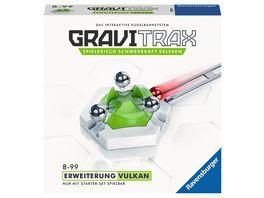 Ravensburger Beschaeftigung GraviTrax Erweiterung Vulkan