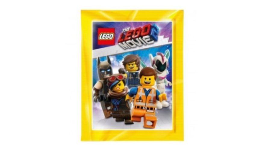 Blue Ocean Lego Movie Serie 2 Sticker Booster