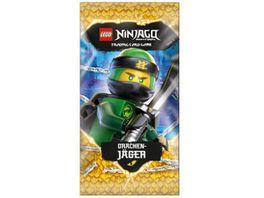 Blue Ocean Lego Ninjago Serie 4 Trading Cards Booster