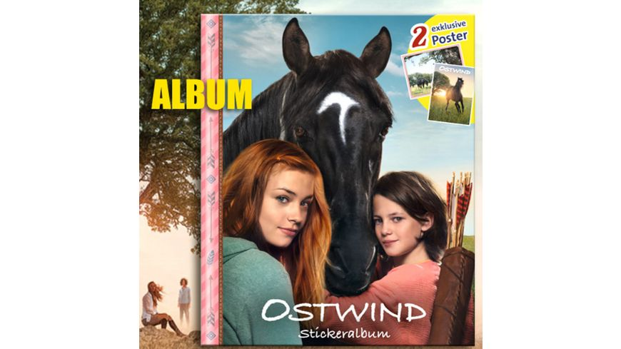 Blue Ocean - OSTWIND Serie 4 - Aris Ankunft Sammelalbum