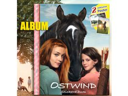 Blue Ocean OSTWIND Serie 4 Aris Ankunft Sammelalbum