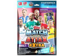 Topps Match Attax Extra 2018 2019 Starterpack