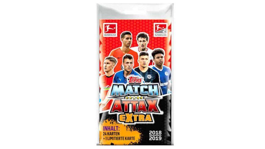 Topps Match Attax Extra 2018 2019 Booster