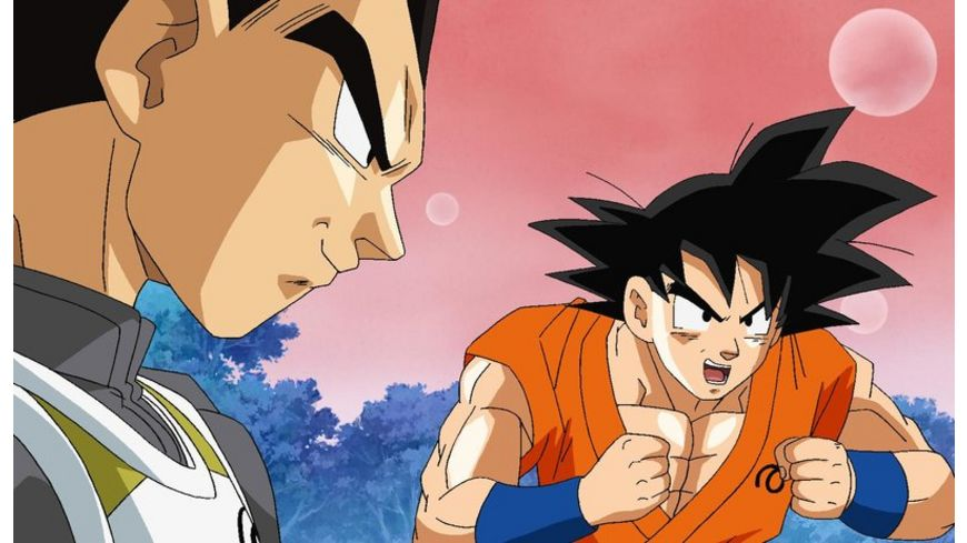 Dragonball Super 3 Arc Universum 6 Episoden 28 46 2 BRs