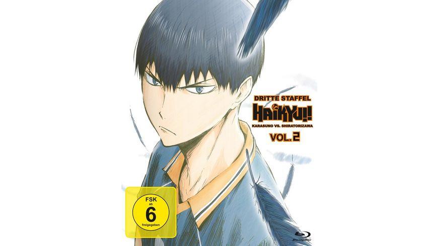 Haikyu Season 3 Blu ray 2 Episode 06 10