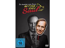 Better call Saul Die komplette vierte Season 3 Discs