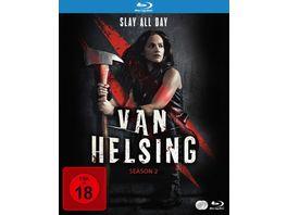 Van Helsing Staffel 2 2 BRs