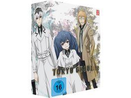 Tokyo Ghoul re 3 Staffel DVD 1 mit Sammelschuber Limited Edition