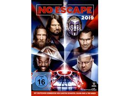 WWE Elimination Chamber 2019 1 DVDs