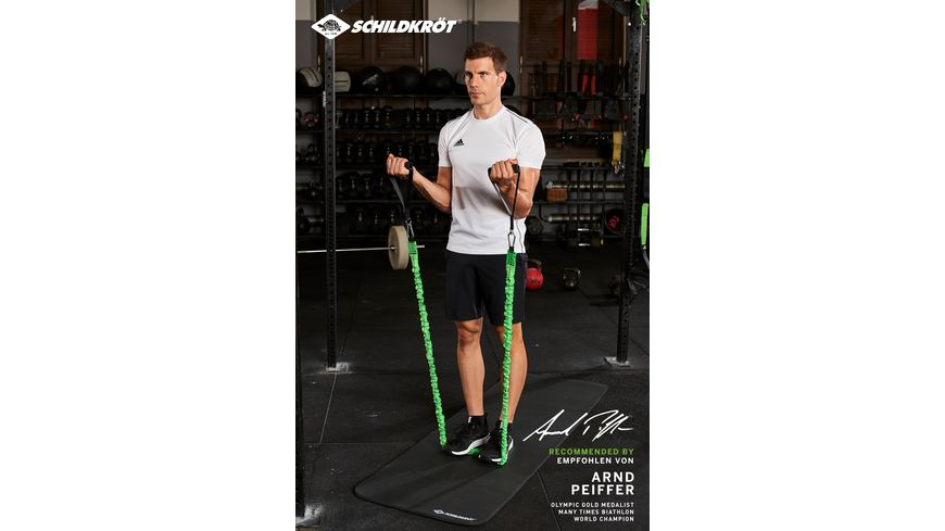 Schildkroet Fitness Expander Set Pro