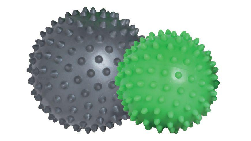 Schildkröt-Fitness - Noppenball- / Massageball-Set