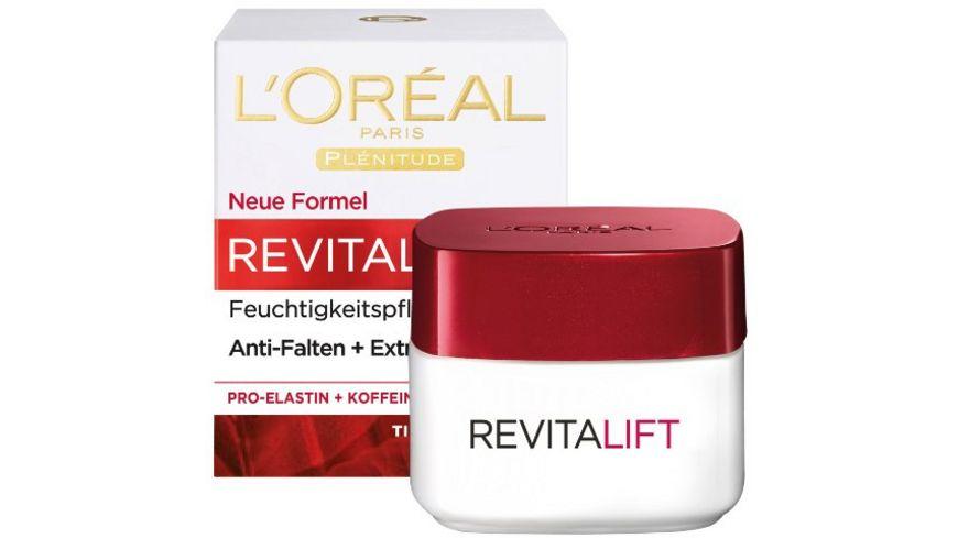 L OREAL PARIS REVITALIFT Augenpflege mit Pro Elastin und Koffein