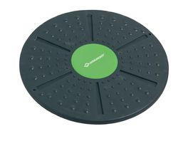 Schildkroet Fitness Balance Board inkl Aufsatz und Anti Rutsch Pad