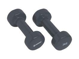 Schildkroet Fitness Venyl Hantel Set 2 x 2 0 kg