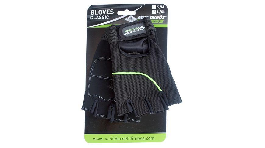 Schildkroet Fitness Schildkroet Fitness Fitness Handschuhe Classic Groesse S M L XL